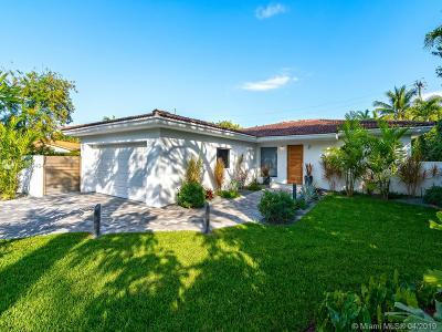 Miami Shores Single Family Home For Sale: 10125 Biscayne Blvd