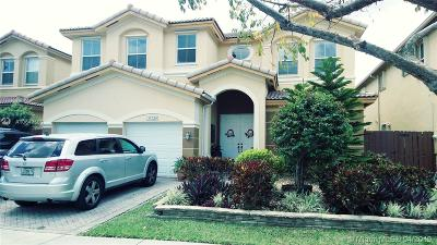 Doral Single Family Home For Sale: 11520 NW 82 Terr
