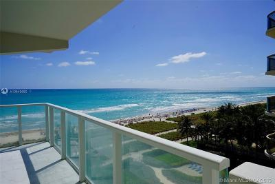 Surfside Condo For Sale: 9499 Collins Ave #702