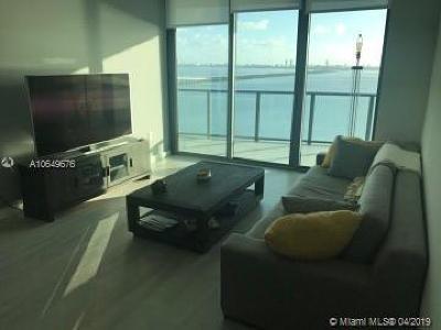 Icon Bay, Icon Bay Condo Rental For Rent: 460 NE 28th St #2507