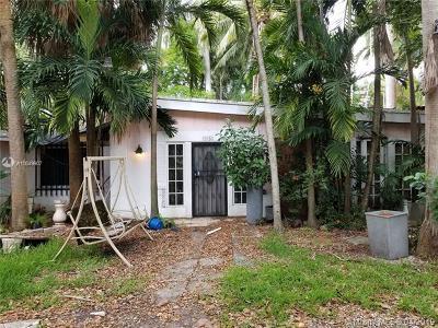 North Miami Single Family Home For Sale: 13150 NE 3rd Ct