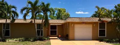 Tamarac Single Family Home For Sale: 6504 NW 74th Ave