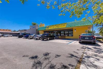 South Miami Commercial For Sale: 6490 Bird Rd