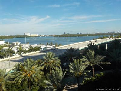 Harbour House, Harbour House Condo Rental For Rent: 10275 Collins Ave #631
