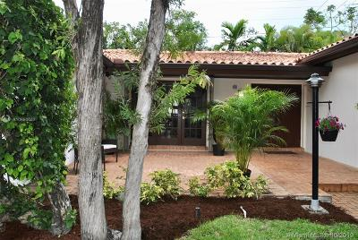 Coral Gables Single Family Home For Sale: 6907 Trionfo St