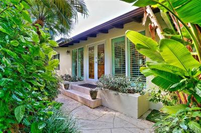 Coral Gables Single Family Home For Sale: 1226 S Alhambra Cir