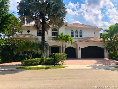 Boca Raton Single Family Home For Sale: 5020 NW 24th Cir