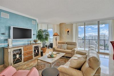 Fort Lauderdale Condo For Sale: 100 S Birch Rd #1506B