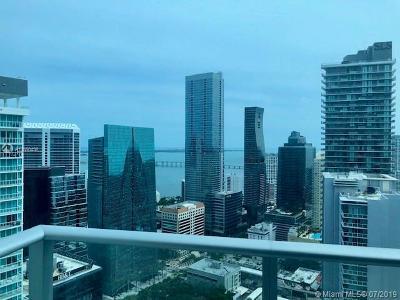 Brickell Condo For Sale: 1100 S Miami Av #2611