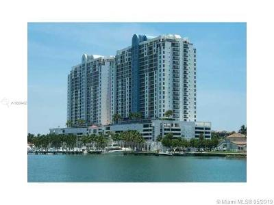 Miami Beach Condo For Sale: 1800 Sunset Harbour Dr #703