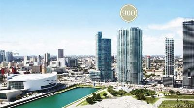 900 Biscayne, 900 Biscayne Bay, 900 Biscayne Bay Condo Rental For Rent: 900 Biscayne Blvd #1712
