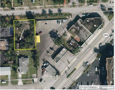 North Miami Commercial Lots & Land For Sale: NE 139