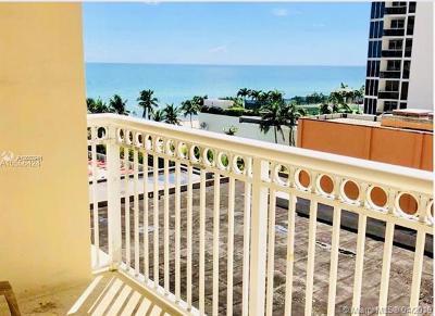 Sunny Isles Beach Condo For Sale: 19201 Collins Ave #402