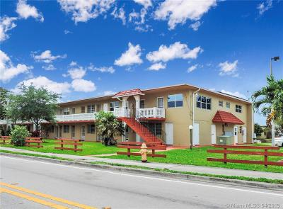 Miami Gardens Condo For Sale: 20330 NE 2nd Ave #1