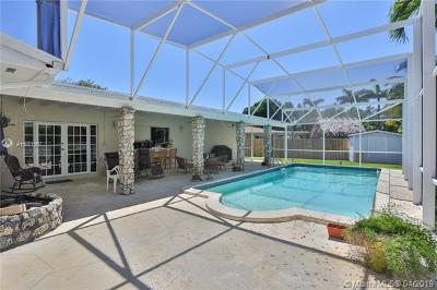 Cutler Bay Single Family Home For Sale: 8101 SW 196th Ter
