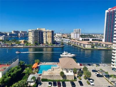 Hallandale Condo For Sale: 1849 S Ocean Dr #1602