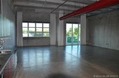 Parc Loft, Parc Lofts, Parc Lofts Condo Rental For Rent: 1749 NE Miami Ct. #206