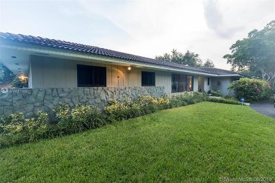 Palmetto Bay Single Family Home For Sale: 7740 SW 175th St