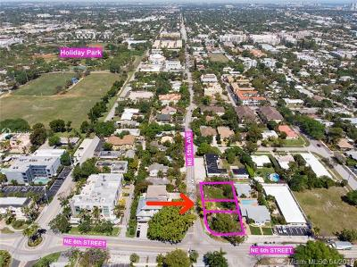 Broward County Residential Lots & Land For Sale: 604-608 NE 15th Ave