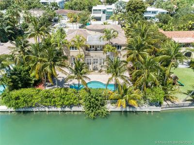 Miami Beach Single Family Home For Sale: 4525 N Meridian Ave