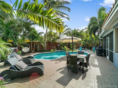 Wilton Manors Single Family Home For Sale: 2808 NE 1st Ave