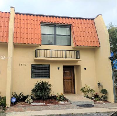 North Miami Beach Condo For Sale: 3510 NE 167th St #5