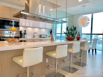 North Miami Condo For Sale: 17111 Biscayne Blvd #LPH 10