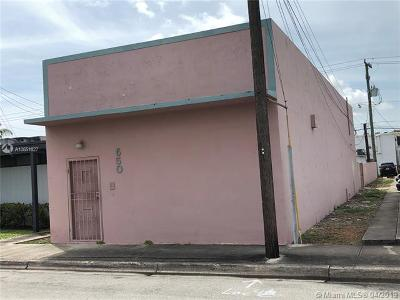 North Miami Commercial For Sale: 650 NE 126th St