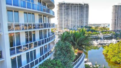 Aventura Condo For Sale: 4100 Island Blvd #803