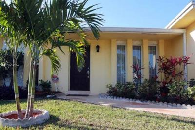 Dania Beach Single Family Home For Sale: 314 SE 4th St