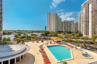 Aventura Condo For Sale: 20505 E Country Club Dr #634