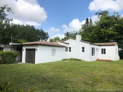 Miami Shores Single Family Home For Sale: 85 NW 103rd St
