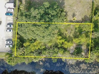 Broward County Residential Lots & Land For Sale: NW 4th St