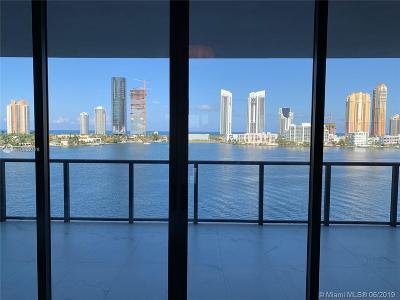 Miami-Dade County Condo For Sale: 5500 Island Estates Dr. #707