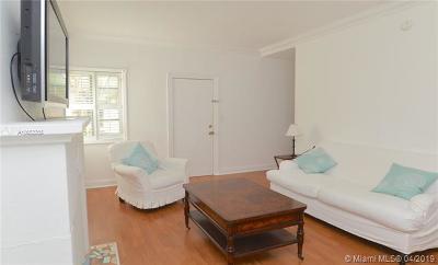Miami Beach Condo For Sale: 1341 Meridian Ave #206