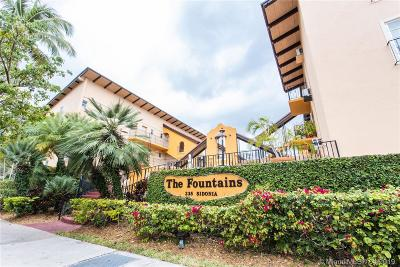 Coral Gables Rental Leased: 235 Sidonia Ave #215