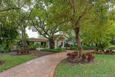 Pinecrest Single Family Home For Sale: 6060 Rolling Road Dr