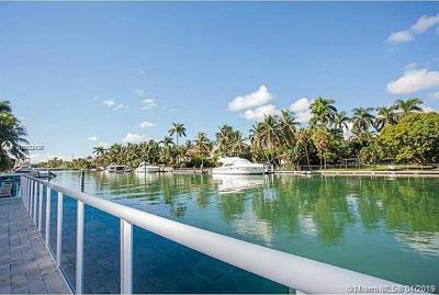 Bay Harbor Islands Condo For Sale: 9800 W Bay Harbor Dr #708