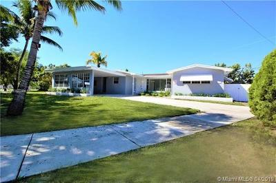 Hollywood Single Family Home For Sale: 1516 N Park Rd