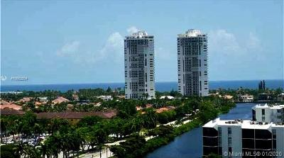 Aventura Condo For Sale: 3375 N Country Club Dr #1401