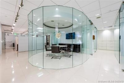 Brickell Commercial For Sale: 1000 Brickell Ave #1005