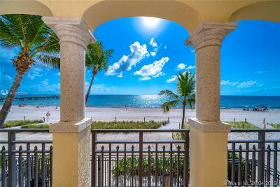 Lauderdale By The Sea Condo For Sale: 4322 El Mar Dr #10