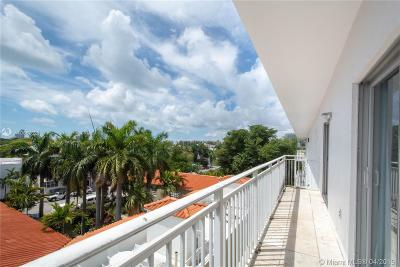 Miami Beach Condo For Sale: 1519 Drexel Ave #501
