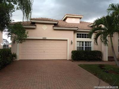 Weston Single Family Home For Sale: 4297 Diamond Ter