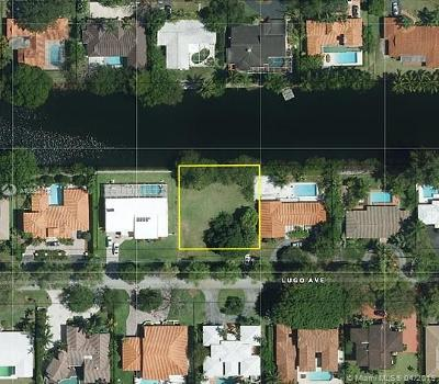 Coral Gables Residential Lots & Land For Sale: 1421 Lugo Avenue