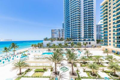 Hollywood Condo For Sale: 2501 S Ocean Dr #1036