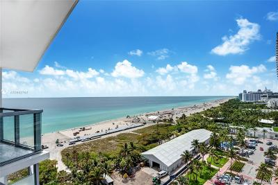 W Hotel, W Hotel & Residences, The W South Beach, W South Beach, W South Beach Reside, W South Beach Residences Condo For Sale: 2201 Collins Ave #1114