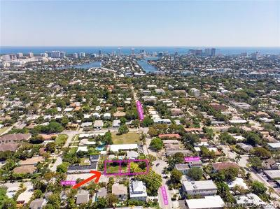 Fort Lauderdale Single Family Home For Sale: 604-608 NE 15th Ave
