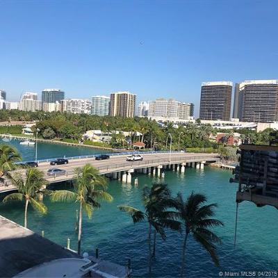 Bay Harbor Islands Condo For Sale: 9521 E Bay Harbor Dr #502