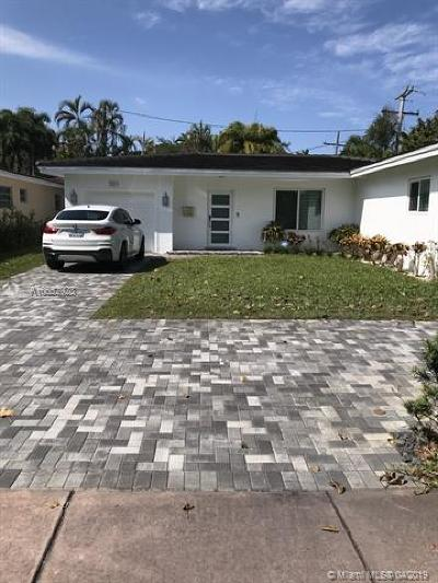 Coral Gables Single Family Home For Sale: 721 Bird Rd